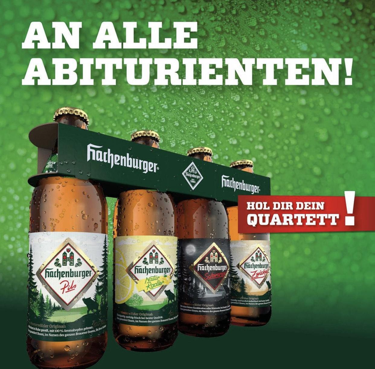 [Lokal Hachenburg] Freibier für alle Abiturienten