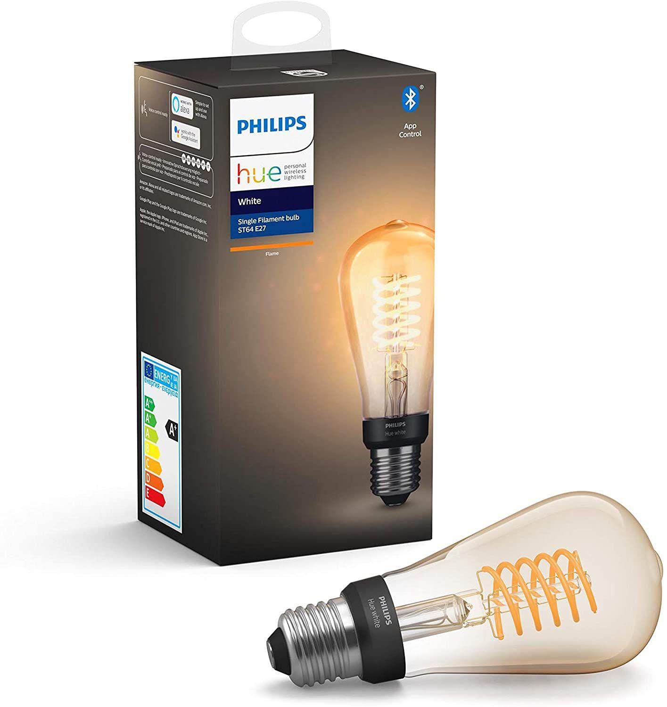 Philips Hue 3x E27 Filament Edison ST64