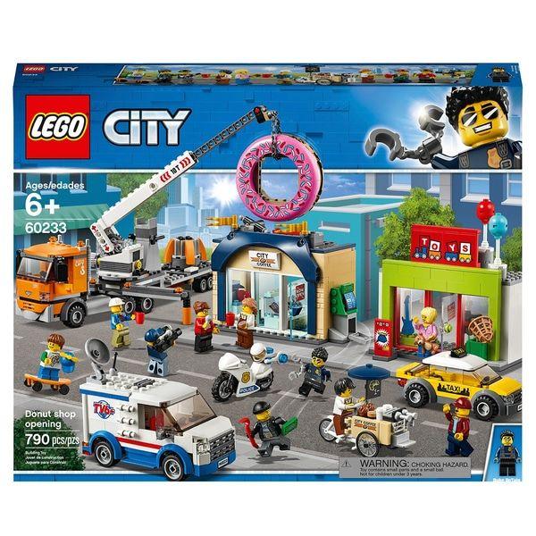 [LOKAL / Click&Collect] LEGO CITY 60233 Große Donut-Shop-Eröffnung