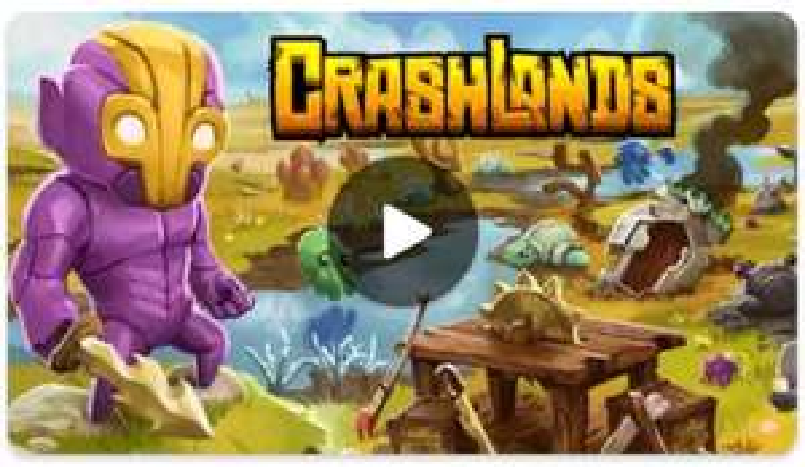 Crashlands Story driven Crafting ARPG und LEVELHEAD