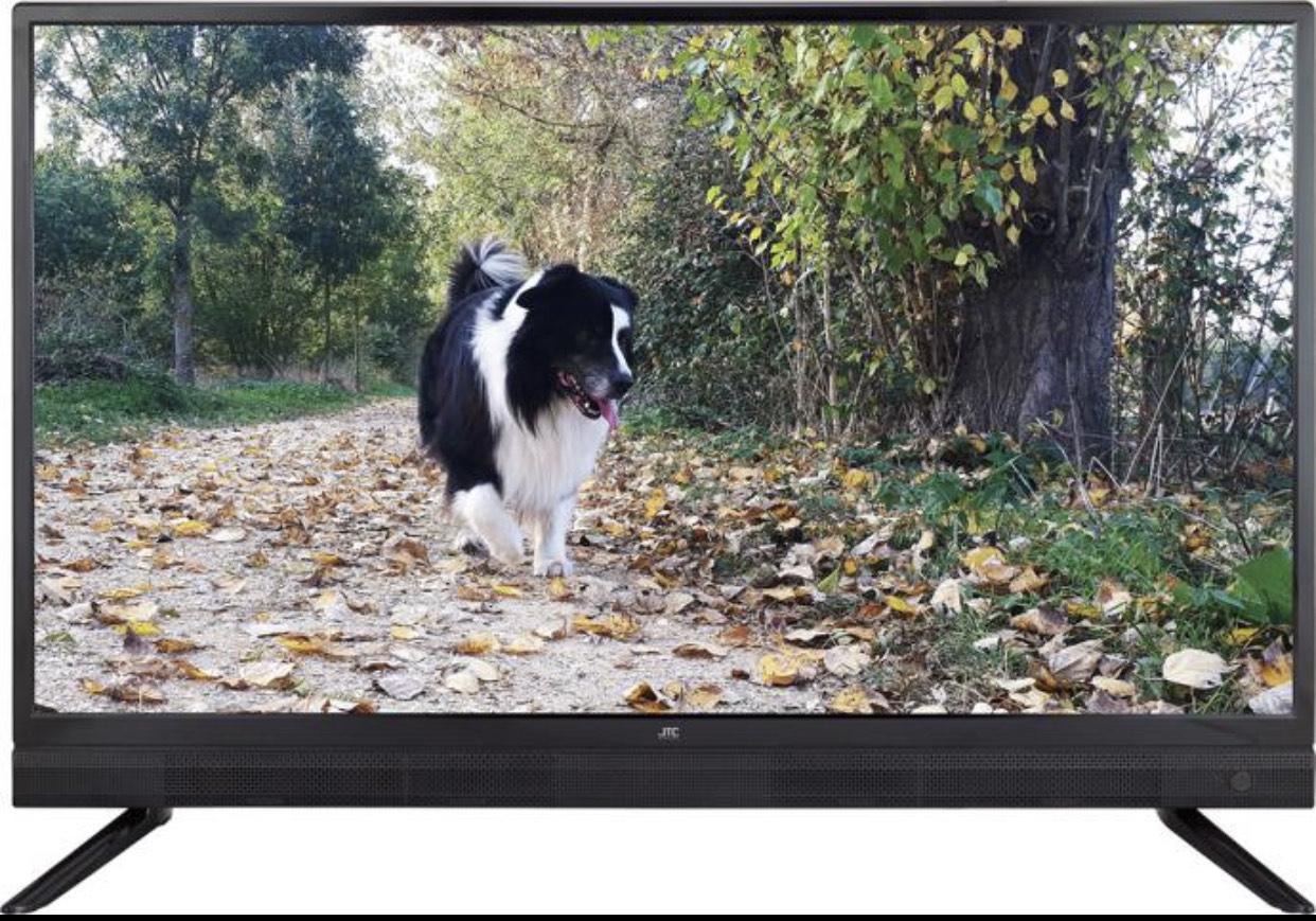 Smart TV 32 Zoll B-Ware NEMESIS SOUND 3.2N HD SMART mit integrierter Soundbar