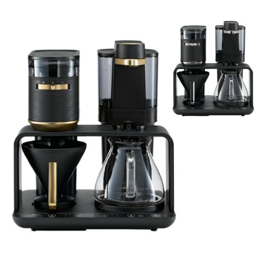 Melitta EPOS Pour Over Kaffeemaschine mit Mahlwerk