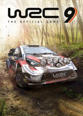 WRC 9 FIA World Rally Championship [Epic Games Key]