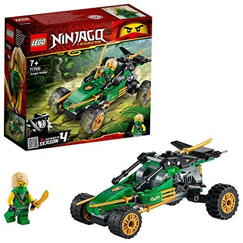 LEGO Ninjago Sammeldeal zB Lloyds Dschungelräuber (71700) (Prime/MM Abholung)