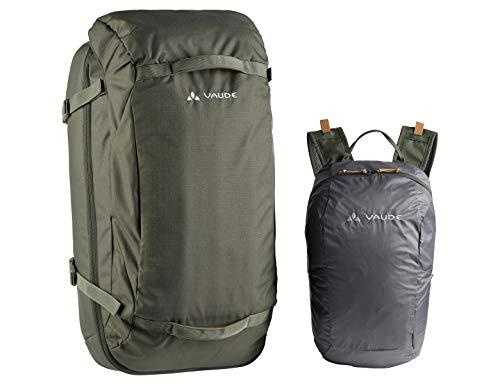 (Amazon) VAUDE Mundo 50+ To Go Reiserucksack + abnehmbarer 12l Daypack