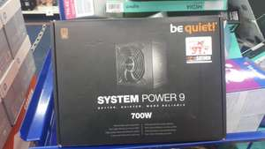 *Lokal* be quiet! System Power 9 700W, Saturn Essen City