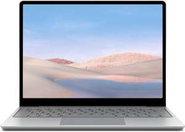 "Microsoft Surface Laptop Go Notebook 12.4"" - i5-1035G1, 8GB RAM, 128GB SSD, USB-C, 1.11kg, QWERTY (Amazon.es)"