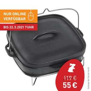 OUTDOORCHEF Dutch Oven | kamdi24.de