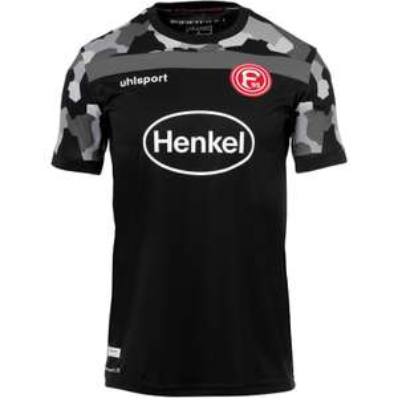 uhlsport Fortuna Düsseldorf Ausweichtrikot 2020/21 (Größen 116 bis 5XL)