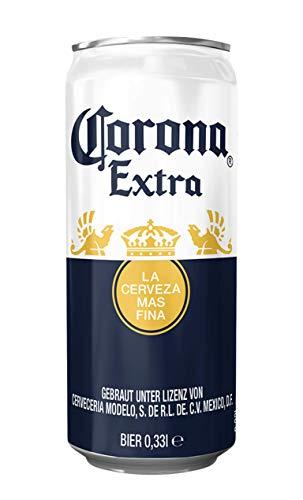 Corona Extra Premium Lager Dosenbier 24x0,33 [PRIME] [+PFAND]
