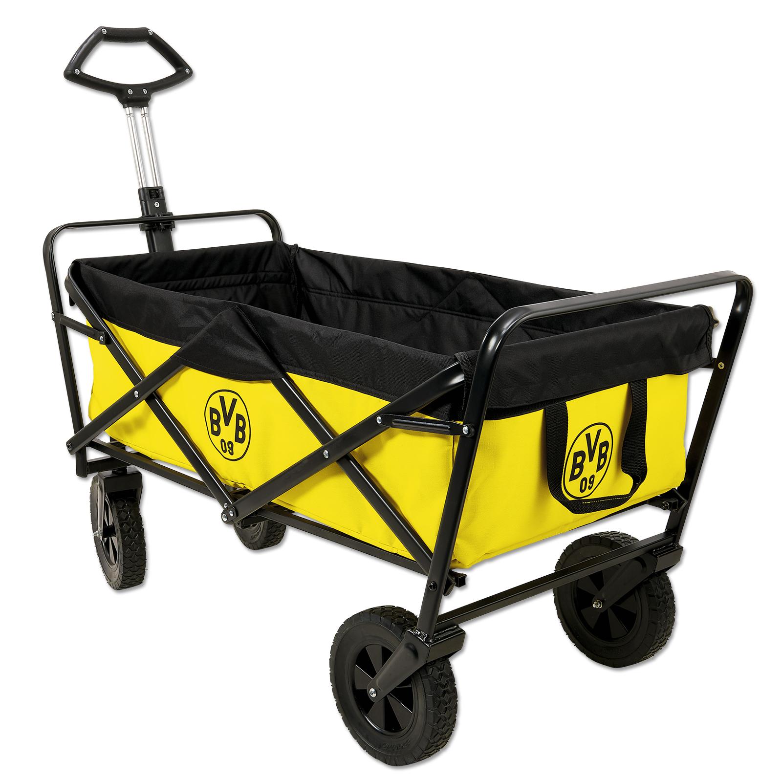 BVB Borussia Dortmund Bollerwagen für 29,99€ + weitere Sachen @ BVB Shop