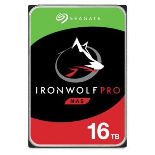 "Seagate IronWolf Pro 16TB NAS HDD CMR 3,5"" Festplatte"