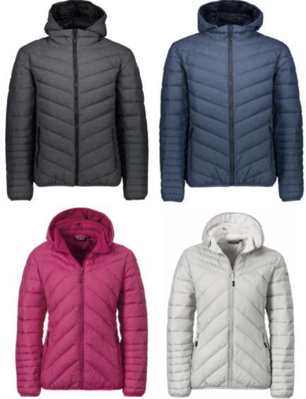 CMP Zip Hood Jacket für Damen und Herren