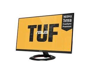 """ASUS 24"""" Monitor TUF Gaming VG249Q1R - Schwarz, LED-Monitor,(23.8""""), Full HD, 165 Hz, IPS, 1 ms,"""