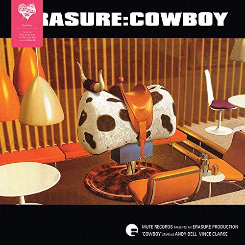 Vinyl - Erasure - Cowboy - [Prime, sonst +3€] - Schallplatte, LP