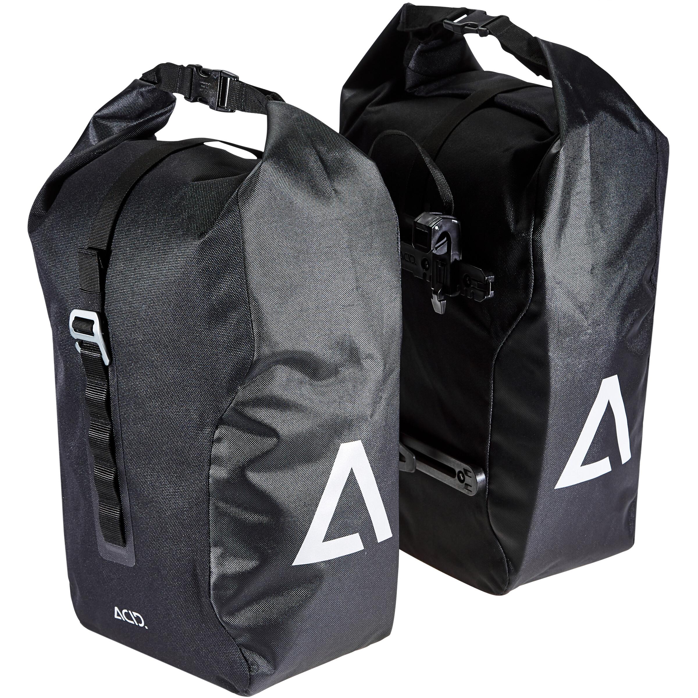 (Amazon Marketplace) Cube Acid Travlr 20/2 black Fahrradtaschen