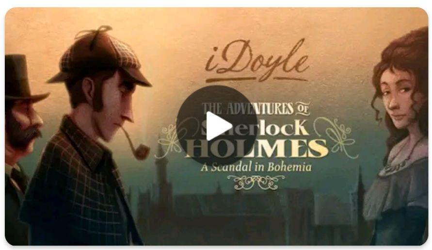 The Interactive Adventures of Sherlock Holmes PLUS 8 weitere Spiele