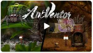 Ant Ventor: Point and Click puzzle adventure