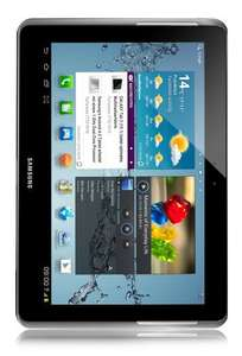 @Logitel:Samsung Galaxy Tab 2 P5100 10.1 3G Silber mit E-Plus Mein BASE Internet 15, 9 Euro Zuzahlung