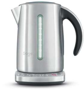 Sage Appliances SKE825 the Smart Kettle, Wasserkocher, Gebürstetes Edelstahl [Amazon & Mediamarkt]
