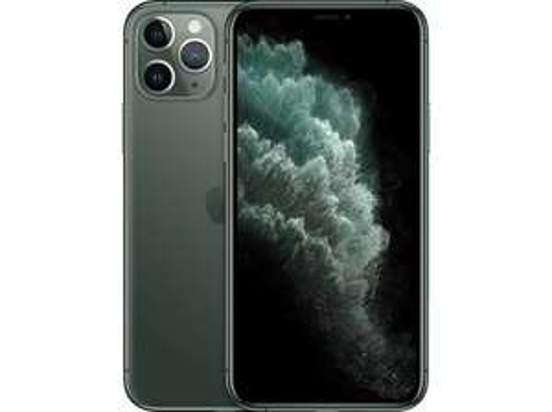 "Apple iPhone 11 Pro 512 GB, Apple A13, 5.8"" OLED Display, 12MP Triple Kamera, 3046mAh Akku, IP68 Zertifizierung"