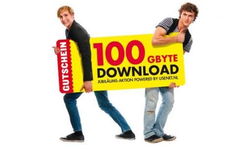 100GB Usenet.nl Account