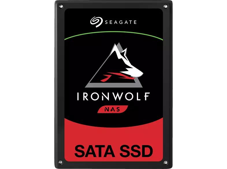 Seagate IronWolf 110 240GB SSD für Server NAS SME (3D-NAND TLC)