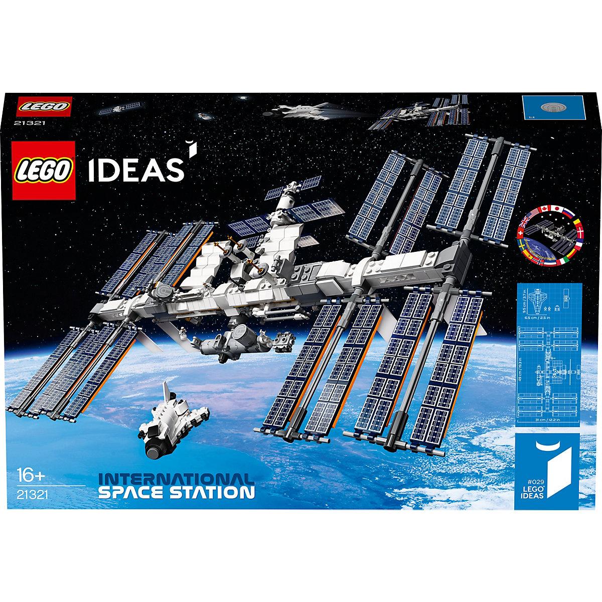 LEGO Ideas 21321 Internationale Raumstation