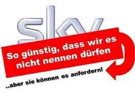 Sky Prepaid ab 119 € für 6 Monate + 6 Monate Normalkonditionen [Hannover Ernst August Galerie]