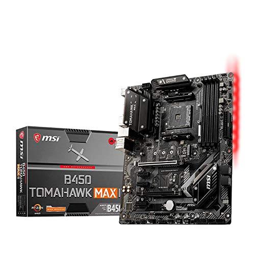 Mainboard MSI B450 Tomahawk Max II - AM4, ATX