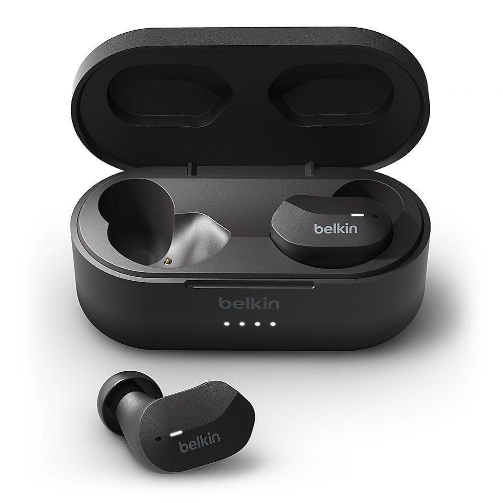 Belkin SOUNDFORM™ True Wireless In-Ear Kopfhörer schwarz [Cyberport]