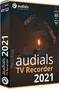Audials TV Recorder 2021 Vollversion - Software