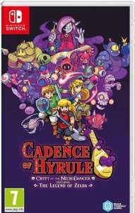 Cadence of Hyrule - Crypt of the NecroDancer feat. The Legend of Zelda für Nintendo Switch