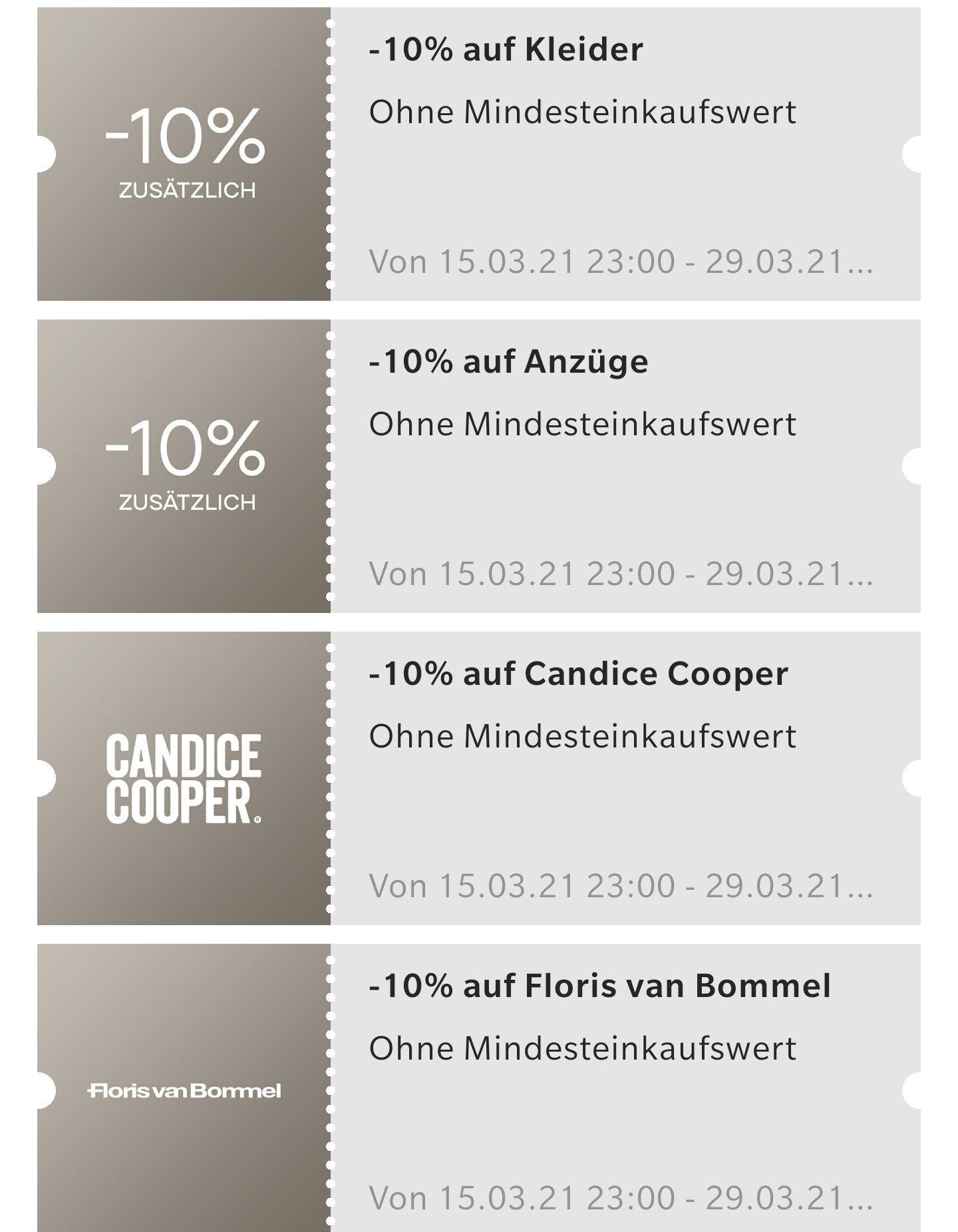 -10% Gutscheine Outletcity Metzingen Online