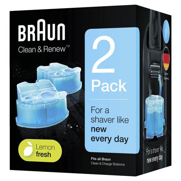 [Rossmann] 2€ Rabatt auf Braun Series Reinigungskartuschen (2er Pack für 7,99€)