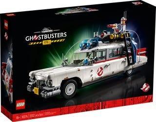 LEGO Creator Expert Ghostbusters ECTO-1 (10274) für 144,29 Euro inkl. Versand nach Deutschland [Thalia AT]
