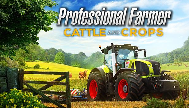 Professional Farmer: Cattle and Crops | Steam Key | 60% Rabatt