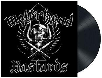 Vinyl Motörhead: Bastards für nur 9,99 Euro bei EMP (auch andere Vinyl günstig)