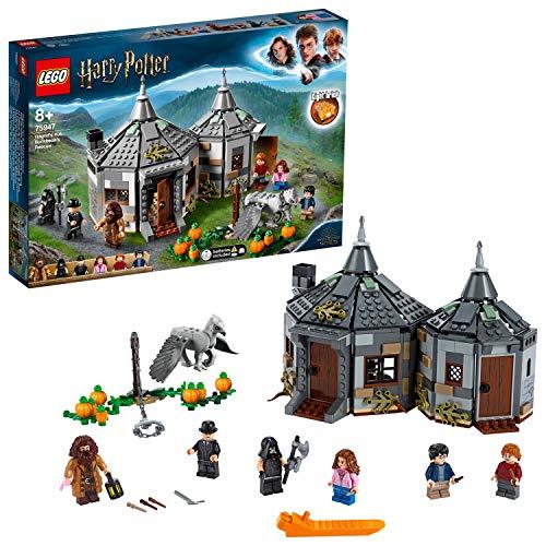 (Amazon Frankreich) Sammeldeal LEGO-Aktion - verschiedene Sets nur heute reduziert, z. B. Harry Potter 75947 Hagrids Hütte
