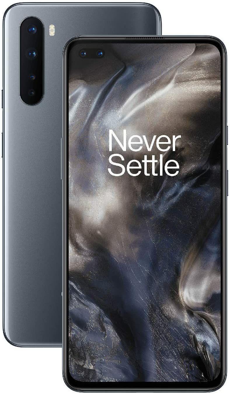 "OnePlus Nord Smartphone 6.44"" - 5G, Full HD+ 90 Hz, Snap 765G, 8GB, 128GB, NFC (Amazon.it)"