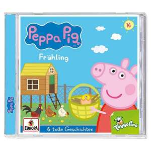 Peppa Pig / Paw Patrol / Super Wings CD-Kinderhörspiel (offline) [ALDI SÜD] [22. - 27.03.]