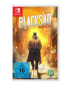 [Prime] Blacksad - Under the Skin Limited-Edition - [Nintendo Switch] oder Ps4 / Xbox One