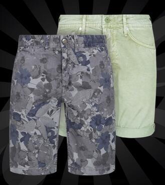 Pepe Jeans Bermuda Shorts für 9,99€ + 3,95€ VSK (Größe 28 - 31) [SportSpar]