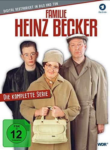 Familie Heinz Becker - Die komplette Serie (digital restauriert, 7 DVDs) [Amazon]