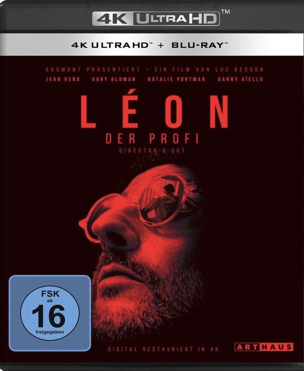 Leon - Der Profi (4K Blu-Ray), Amazon Prime