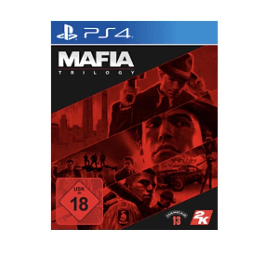 Mafia Trilogy für die PS4 bei Saturn und Mediamarkt zur Abholung