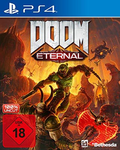 Doom Eternal   PS4 und Xbox One (inkl. Next-Gen Upgrade) für 16,19€   PC für 17,19€ [Amazon]