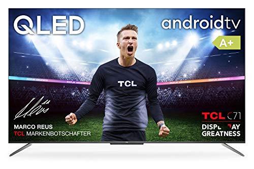 [amazon.de] TCL 50C715 QLED 4K Smart TV 127 cm (50 Zoll)