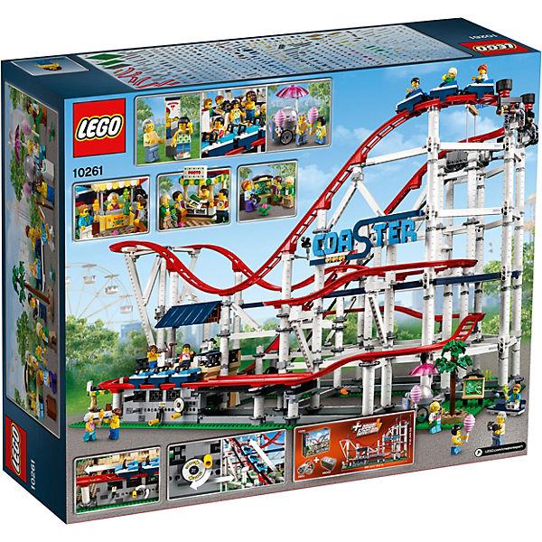 LEGO Creator Achterbahn 10261 für 275,54€ inkl. Versandkosten + 10% Shoop Cashback!