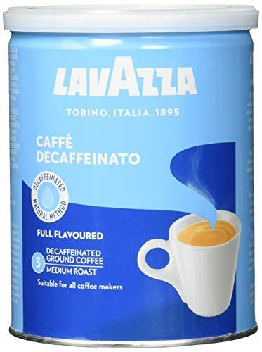 Lavazza gemahlener Kaffee Decaffeinato 250g Dose
